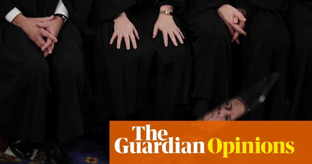 Donald Trump brings his claim of absolute power to the supreme court | Austin Sarat