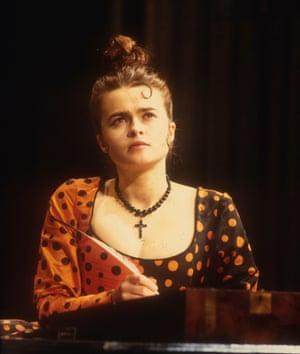 Helena Bonham-Carter in The Barber of Seville
