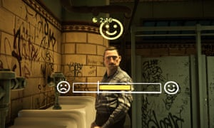 Screenshot from The Tearoom