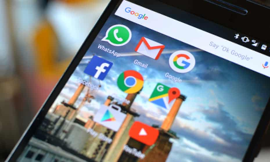 The European commission is gunning for Google's Android operating system.