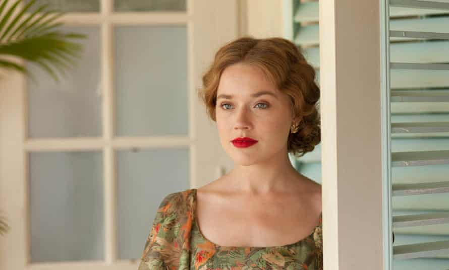 Indian Summers starring Jemima West as Alice.