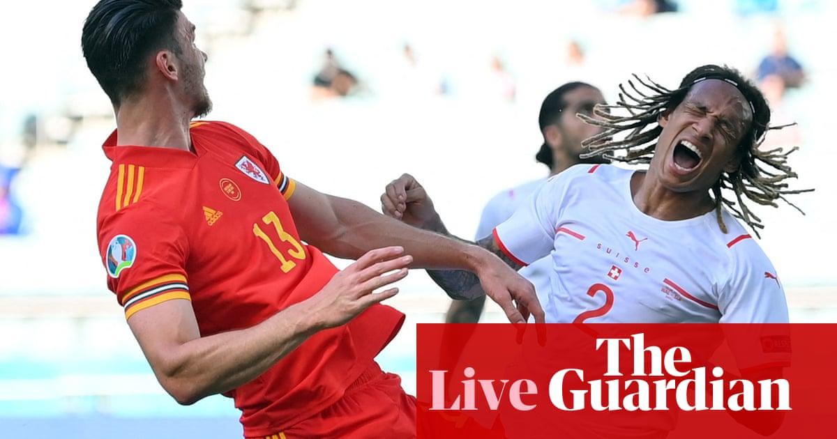 Wales v Switzerland: Euro 2020 – live!