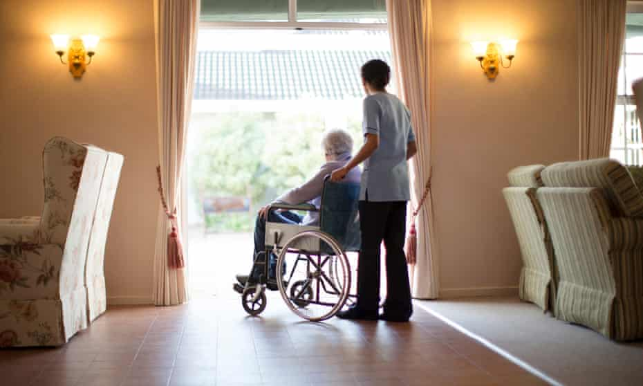 Aged care workers were supposed to be vaccinated against Covid as part of the highest-priority cohort, with their vaccine completed within six weeks of the rollout's commencement in February. But that never happened.