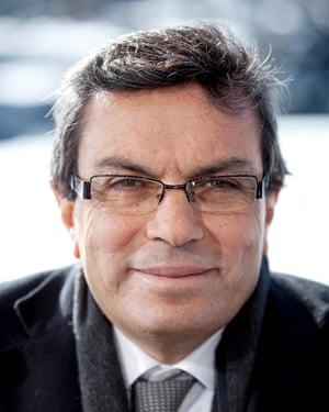 Ayman Asfari, chief executive of Petrofac
