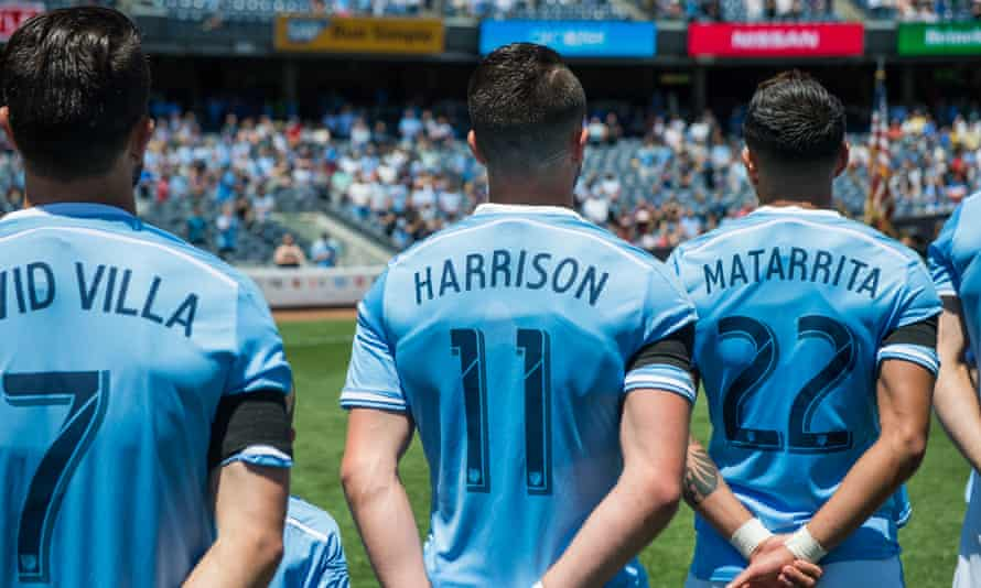 David Villa is among the stars who have been impressed by Jack Harrison's ability