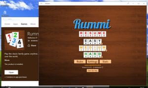 Rummi for Windows 10