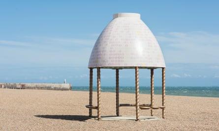 Lubaina Himid's Jelly Mould Pavilion