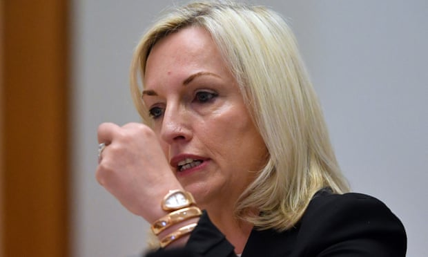Christine Holgate alleges Australia Post chair lied to parliament in wake of Cartier watches saga