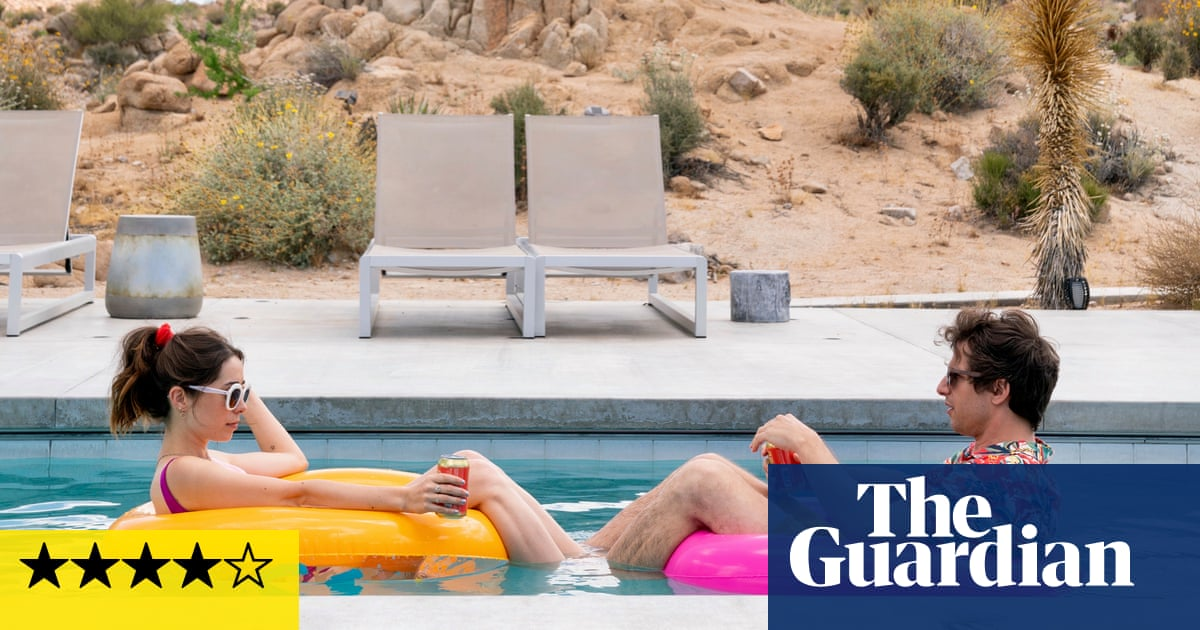 Palm Springs review – Groundhog Day with wedding bells on