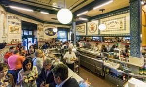 Best Restaurants Bilbao Guardian