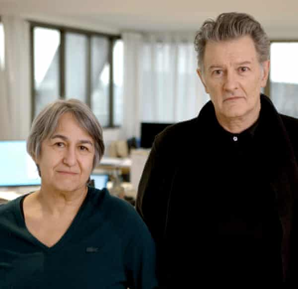 Modernist hopes … Anne Lacaton and Jean-Philippe Vassal.