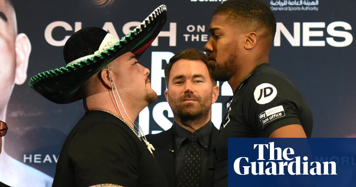 Anthony Joshua defiant over criticism of Andy Ruiz Jr rematch in Saudi Arabia