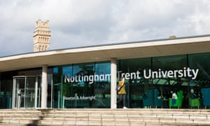 Rufaro Chisango complained that Nottingham Trent University did not take action for two days after she reported the racist chanting.