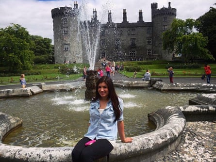 Anjuli Ponce, a US social worker who lives in Ireland, says hotels and restaurants have a duty to protect staff and guests.