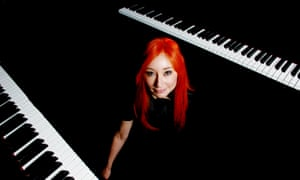Musician Tori Amos. Commissioned for Portrait of the Artist