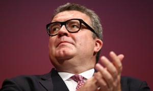 Tom Watson said he was disgusted by the remarks. 'We don't want these people in the Labour party.'