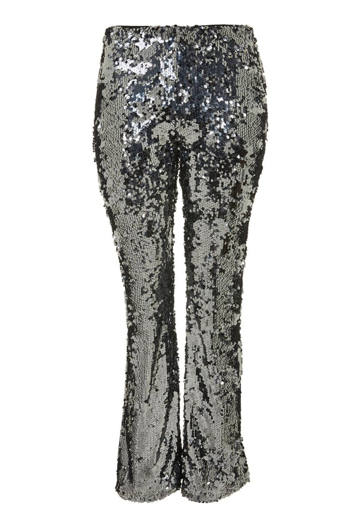 dc711ca2e51 Sequins sparkle again as party season turns the fashion clock back to disco  | Fashion | The Guardian