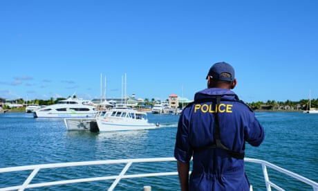 The new drug highway: Pacific islands at centre of cocaine trafficking boom