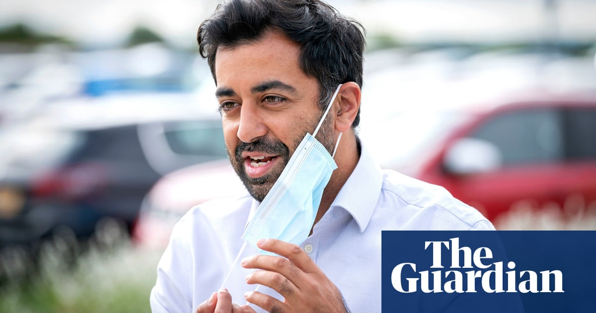 SNP's Humza Yousaf claims nursery discriminated against daughter