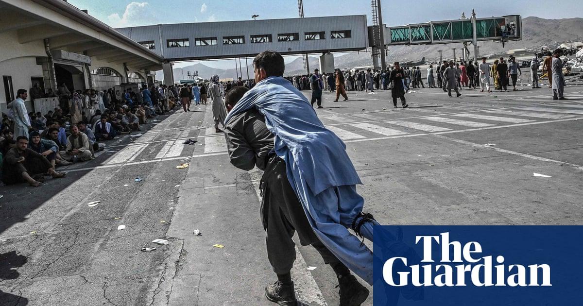 Interpreter for Australian military shot amid chaotic scenes at Kabul airport