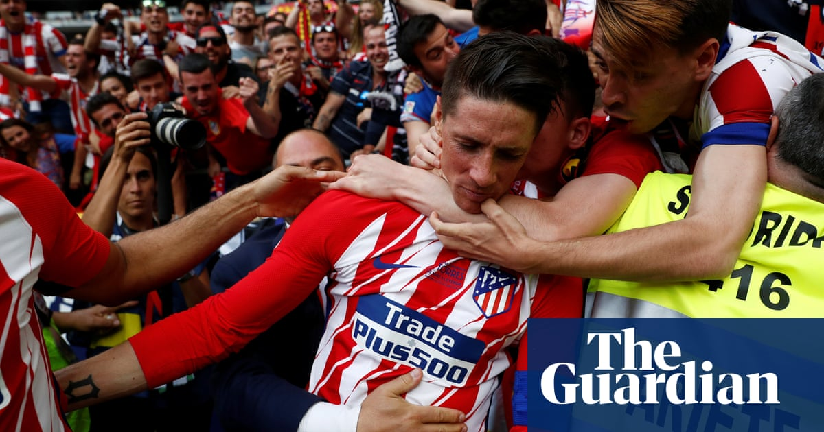 a8d4a9b3c2c Fernando Torres takes his leave as Atlético Madrid s historic memory ...