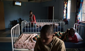 Emaciated, mutilated, dead: the mental health scandal that rocked South Africa | Global development | The Guardian