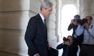 "Mueller, who has been described as ""America's straightest arrow,"" filed the first indictments on Monday in his investigation of a possible collusion between the Trump campaign and the Russian government."