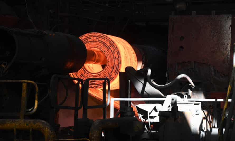 The Grattan Institute says producing steel with near-zero emissions in Australia could 'resolve the great climate conundrum that has stretched our political fabric for more than a decade.'