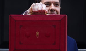 George Osborne poses at No 11 Downing Street