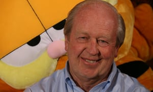 'I saw dogs doing well. But no cats' ... Jim Davis.