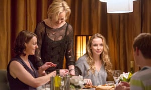 With Jodie Comer in Doctor Foster.