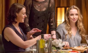 The other woman: Comer with Suranne Jones in Doctor Foster.