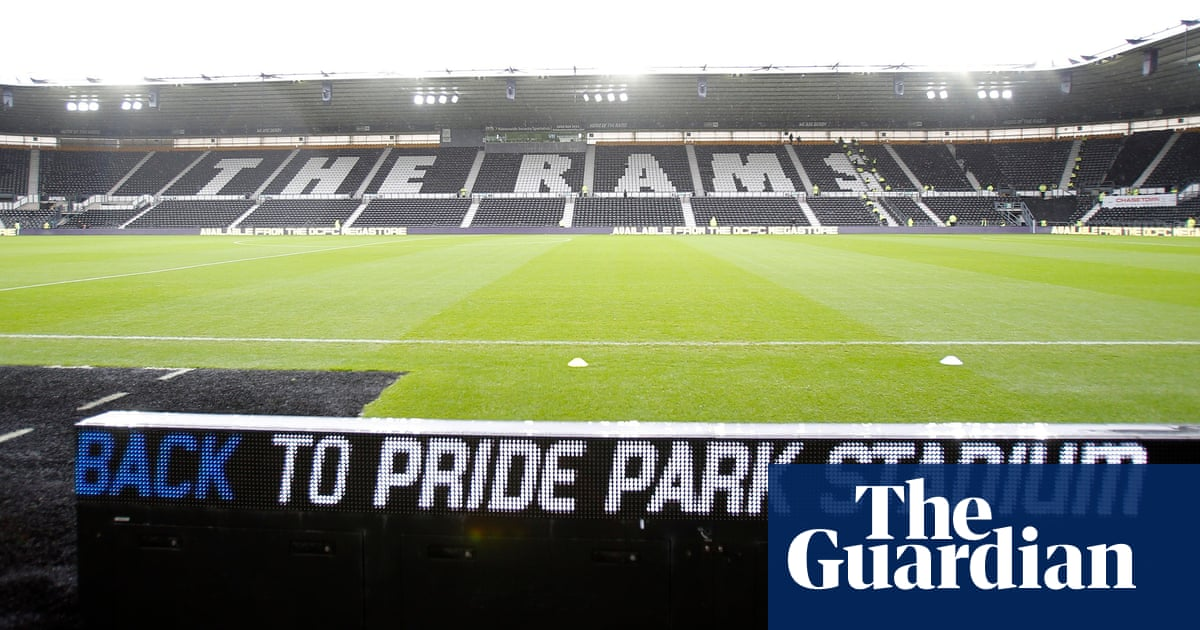 Derby County administrators appeal to EFL against 12-point deduction