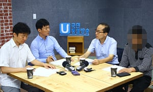 Daily NK experts at a roundtable discussion on radio broadcasting in North Korea