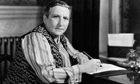 How a book by Gertrude Stein taught me to write about myself