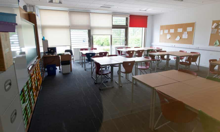 Ministers insist that classrooms will be fully reopened early next month.