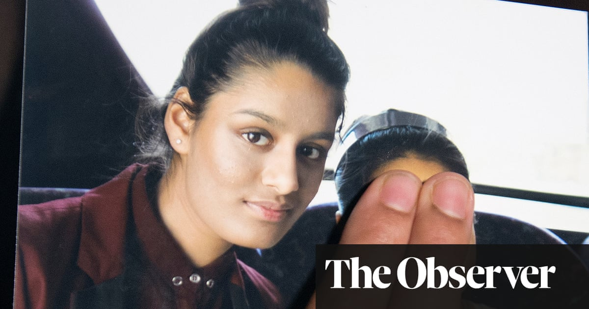 Let Shamima Begum return to UK or risk more terror recruits, says expert