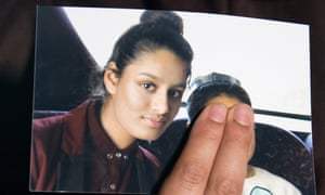 Shamima Begum, 19, wants to return to the UK from a Syrian refugee camp to raise her child