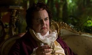 Tim McInnerny as the Prince Regent
