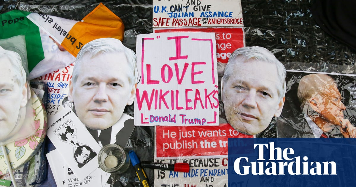 Labour row breaks out over Assange sexual assault allegations