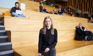 Student Nikita Star Watkinson of Manchester Met