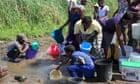 'We are drinking sewage water': Zimbabwe shortages threaten thousands