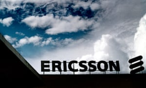 An Ericsson office in Stockholm