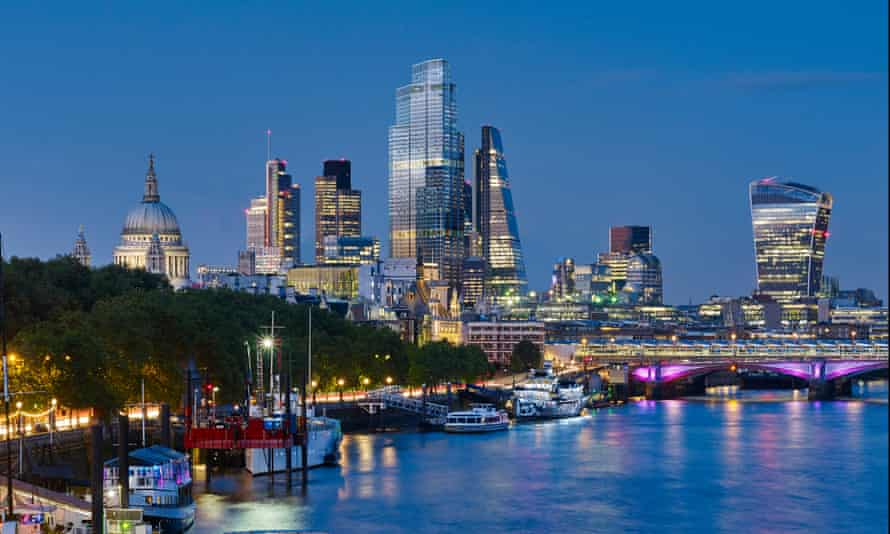 22 Bishopsgate will dominate City's skyline when it is built, as in this artist's impression.