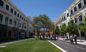 The Primary School's intended permanent site is roughly two miles away from Facebook's headquarters.