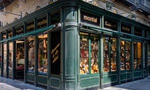 Montal gourmet shop and restaurant, Zaragoza, Aragon, Spain