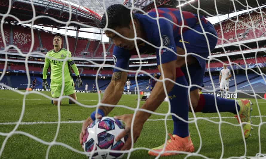 Barcelona's have told Luis Suárez, their third-highest top scorer of all time, to find a new club.