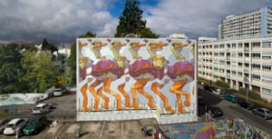Aryz, Rennes, France, 2013