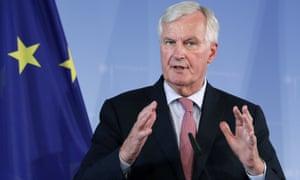 Michel Barnier, the EU's chief Brexit negotiator, said the bloc would be prepared to offer Britain a unique trade deal