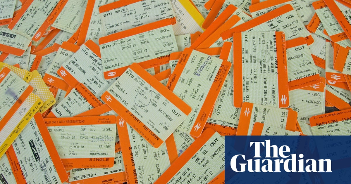 Now you can forget your railcard (once) without being